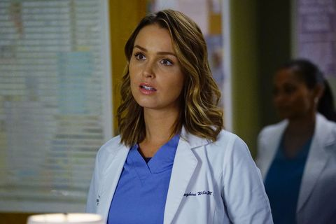 Grey\'s Anatomy Star Camilla Luddington on Jo\'s Secret Past and Her ...