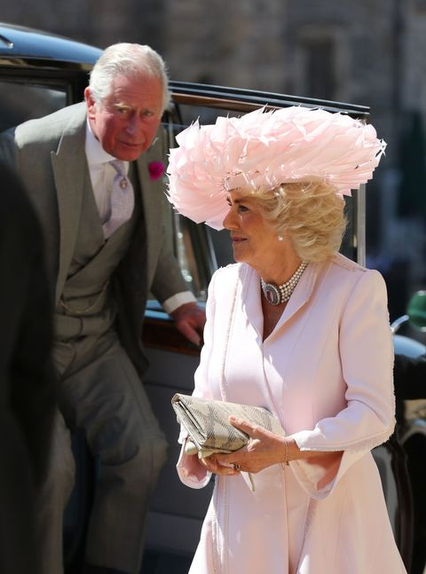 Camilla Parker Bowles Royal Wedding