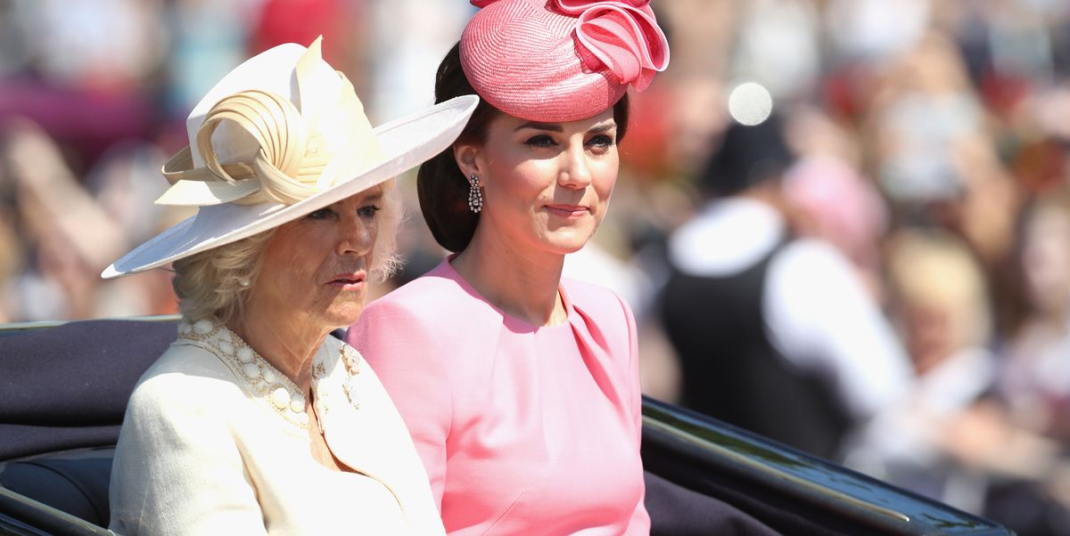How Camilla took Kate Middleton out for inspirational outing