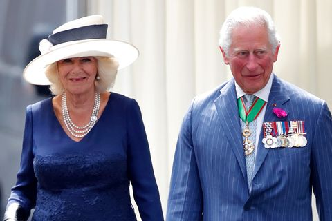 prince charles and camilla release christmas card