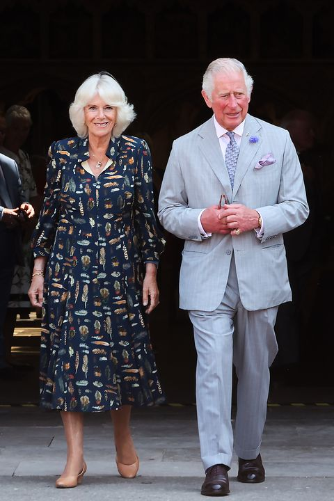 the prince of wales and the duchess of cornwall visit devon and cornwall day one