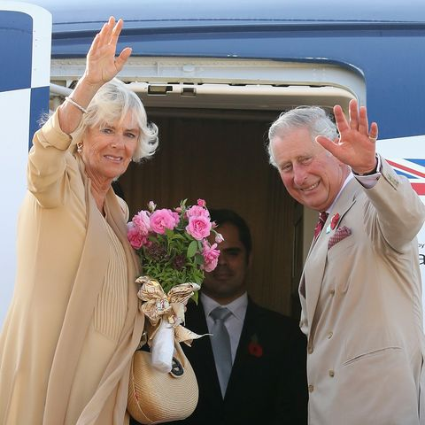 The Prince Of Wales And The Duchess Of Cornwall Tour Bahrain - Day 4