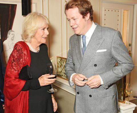 Camilla Parker Bowles S Son Tom Interview About Christmas Cookbook