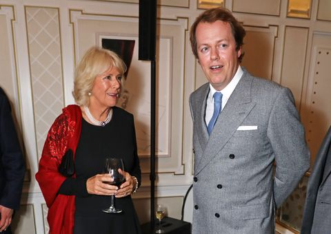 """fortnum  mason the cook book"" by tom parker bowles   launch party"