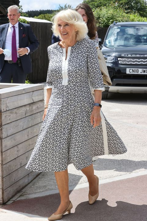 the prince of wales and duchess of cornwall visit wales day three