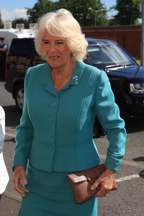 The Prince Of Wales & Duchess Of Cornwall Visit Northern Ireland