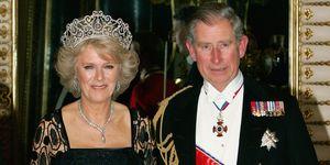 Buckingham Palace Banquet