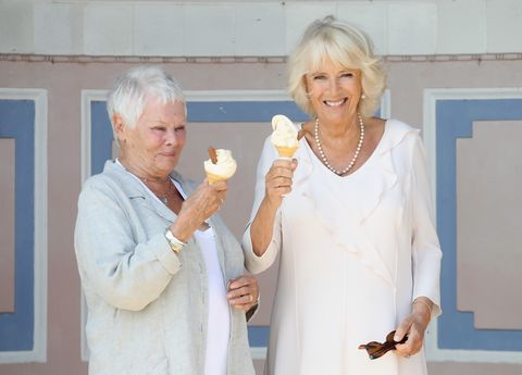 Camilla, Duchess of Cornwall Visits The Isle Of Wight