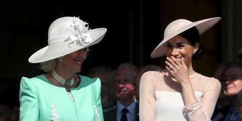 camilla duchess of cornwall and meghan markle