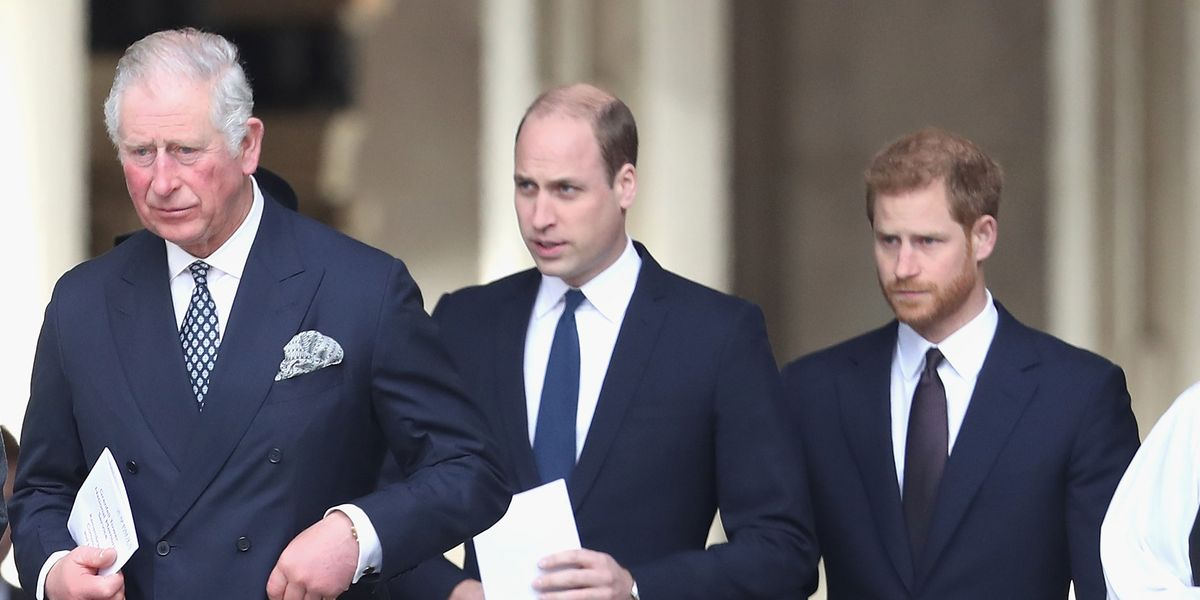 How Prince Harry's UK Trip Changed His Strained Relationships With Prince William and Prince Charles