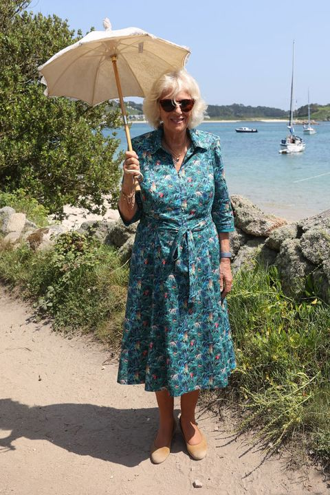 the prince of wales and the duchess of cornwall visit devon and cornwall  day two