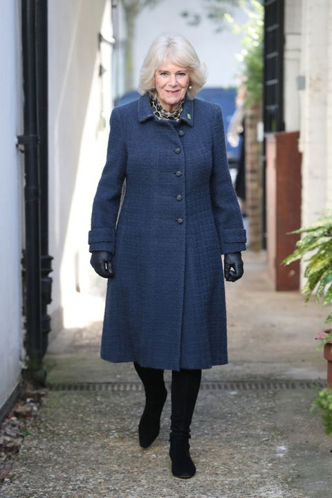 The Duchess Of Cornwall Visits Barnardo's Child And Sexual Abuse Exploitation Services