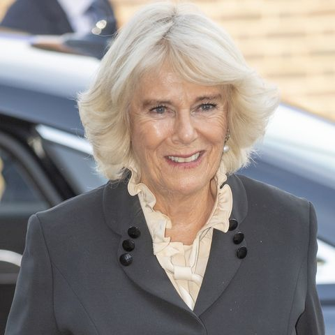 The Duchess Of Cornwall Carries Out Engagements In East London