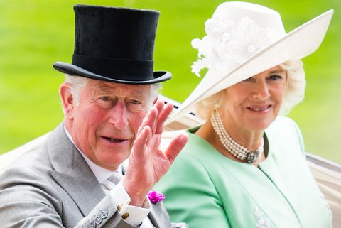 See Inside Prince Charles and Camilla Parker Bowles' Home at Clarence House