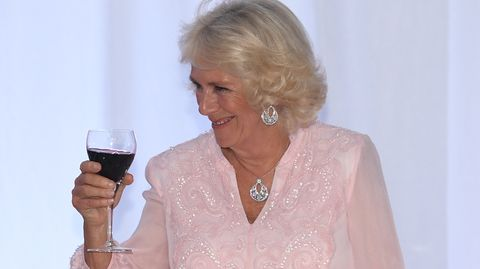 Camilla Parker Bowles Proves She's THE Queen of the Dance Floor in New Hilarious Clip
