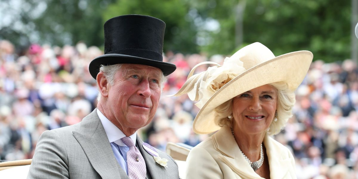 Prince Charles and Camilla step out in tartan on the Isle of Skye