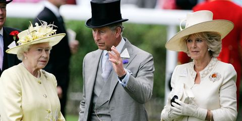 Queen Elizabeth Apparently Called Camilla a 'Wicked Woman' Following Affair