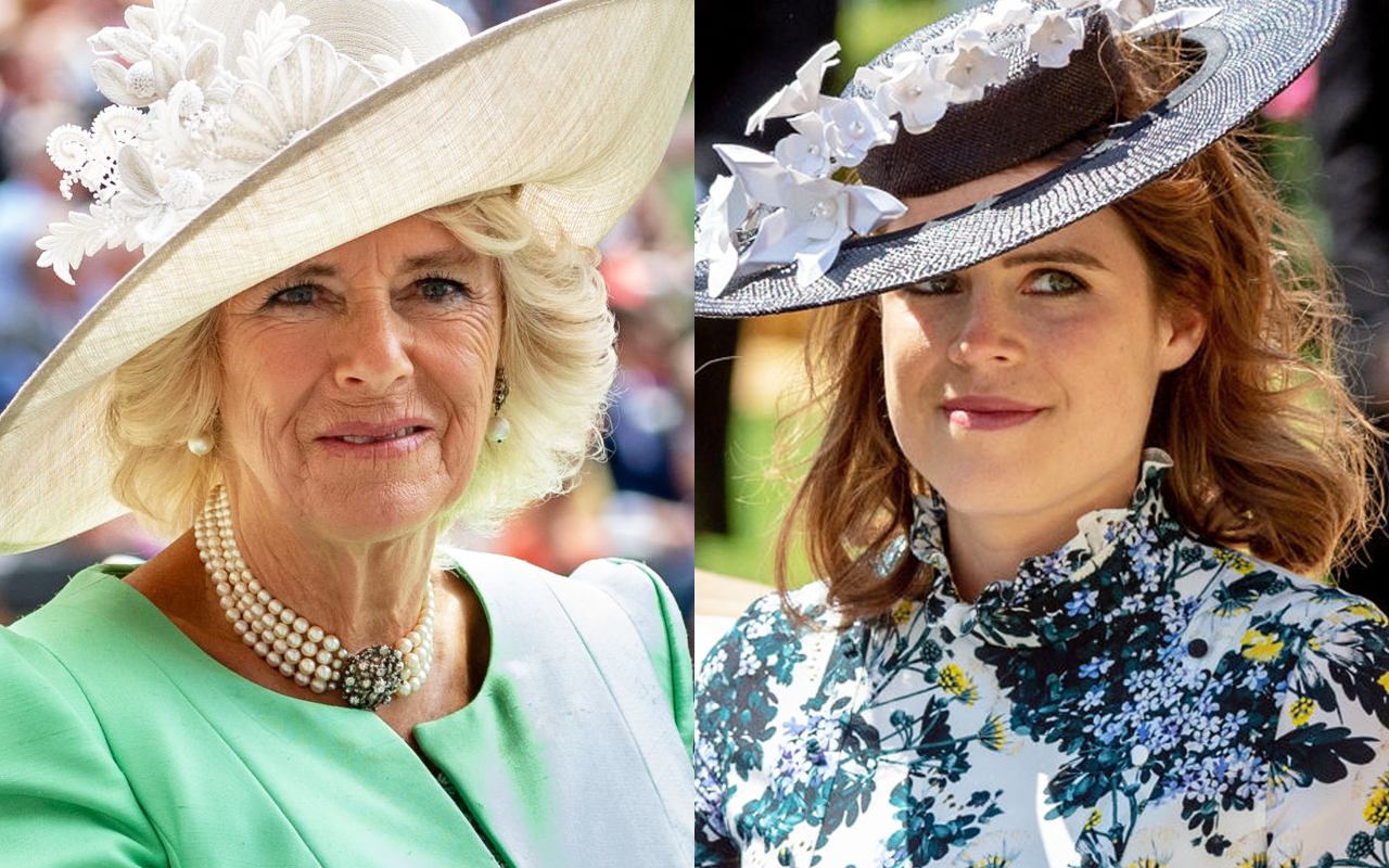 Heres Why Prince Charless Wife Camilla Wont Be at Princess Eugenies Wedding This Week