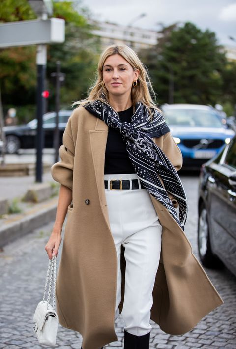 street style at paris fashion week   womenswear spring summer 2021  day six