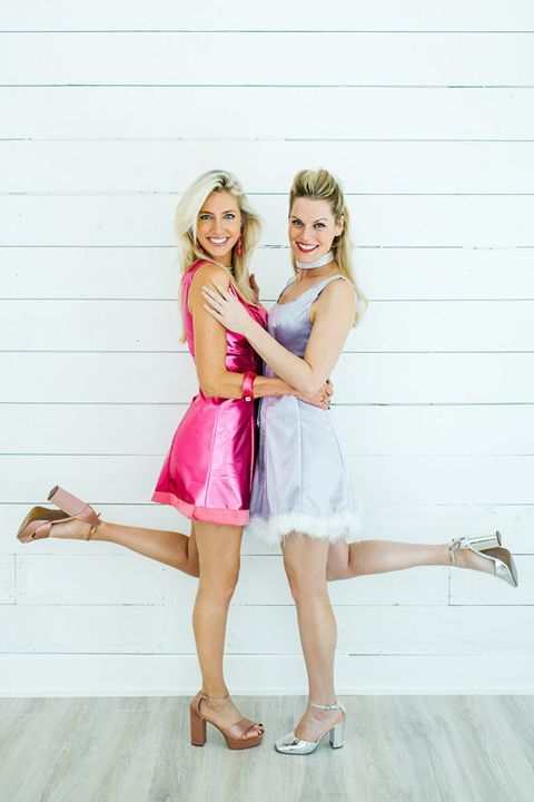romy and michele costume camille styles
