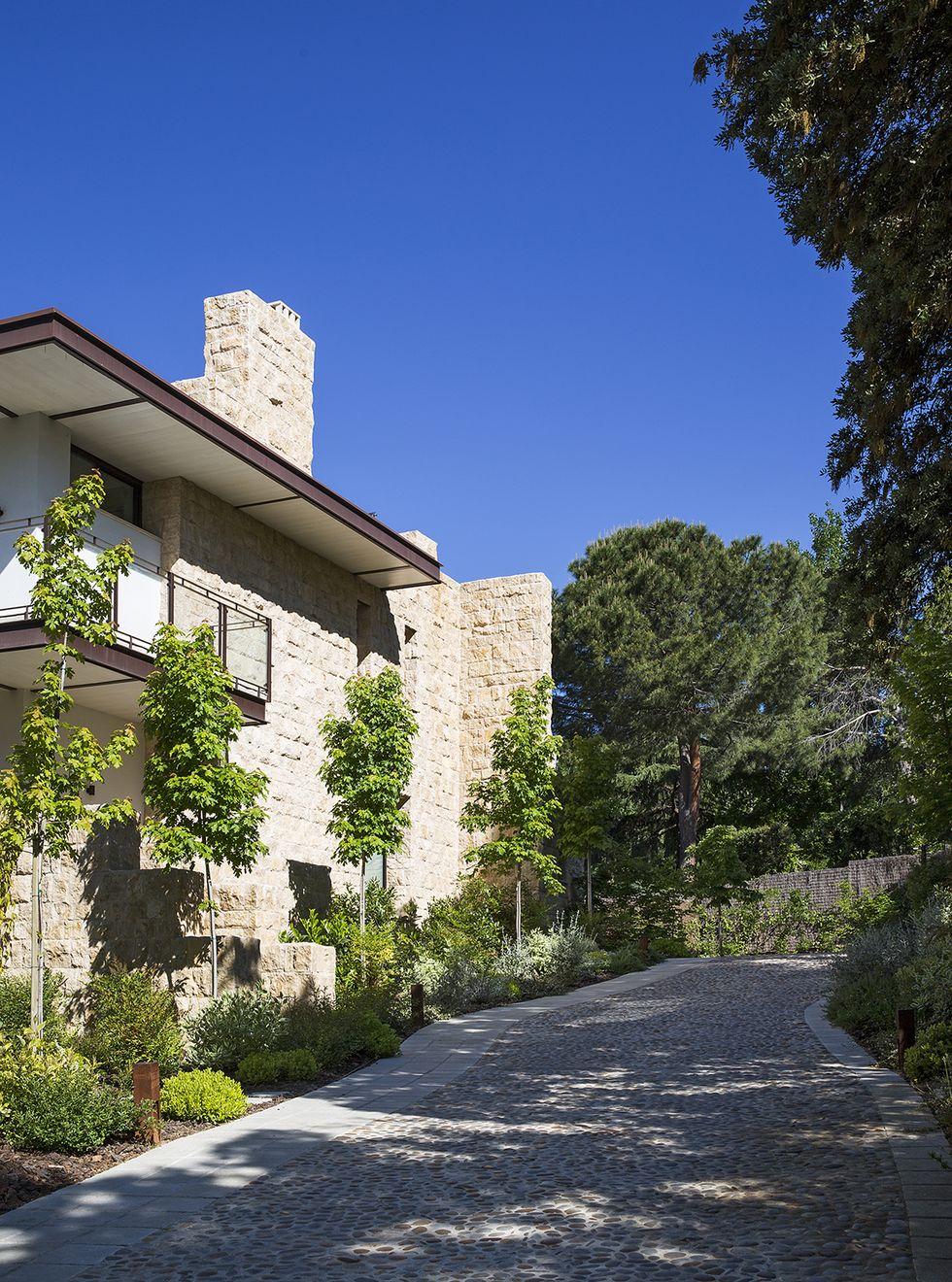 Una casa que une pasado y presente