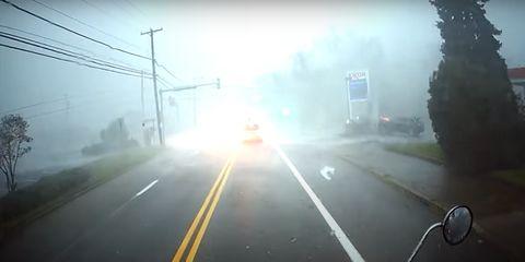 camion tornado
