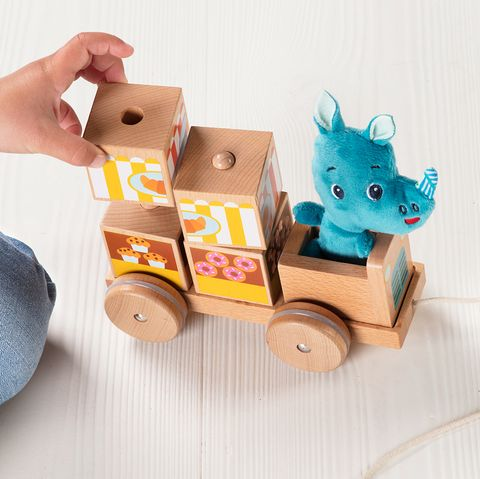 Camioneta-puzzle móvil