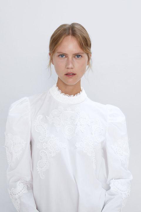 diseño de calidad grandes variedades hacer un pedido Camisas blancas de Zara para volver al trabajo con estilo