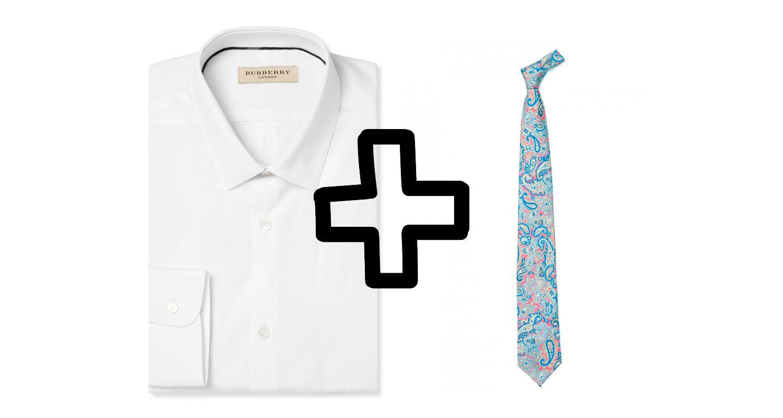 camisa blanca, corbata paisley, camisa corbata, camisa, corbata, shirt tie, tie, shirt, vuelta al trabajo, otoño