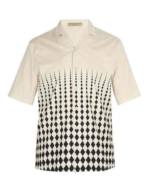 camisa bottega veneta