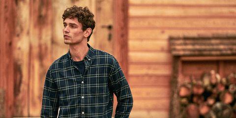 Camisas de cuadros para hombre: cómo defender el estilo leñador