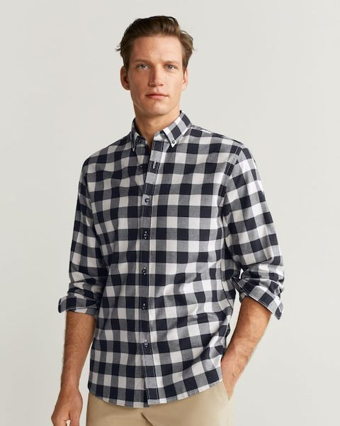 camisa de mango