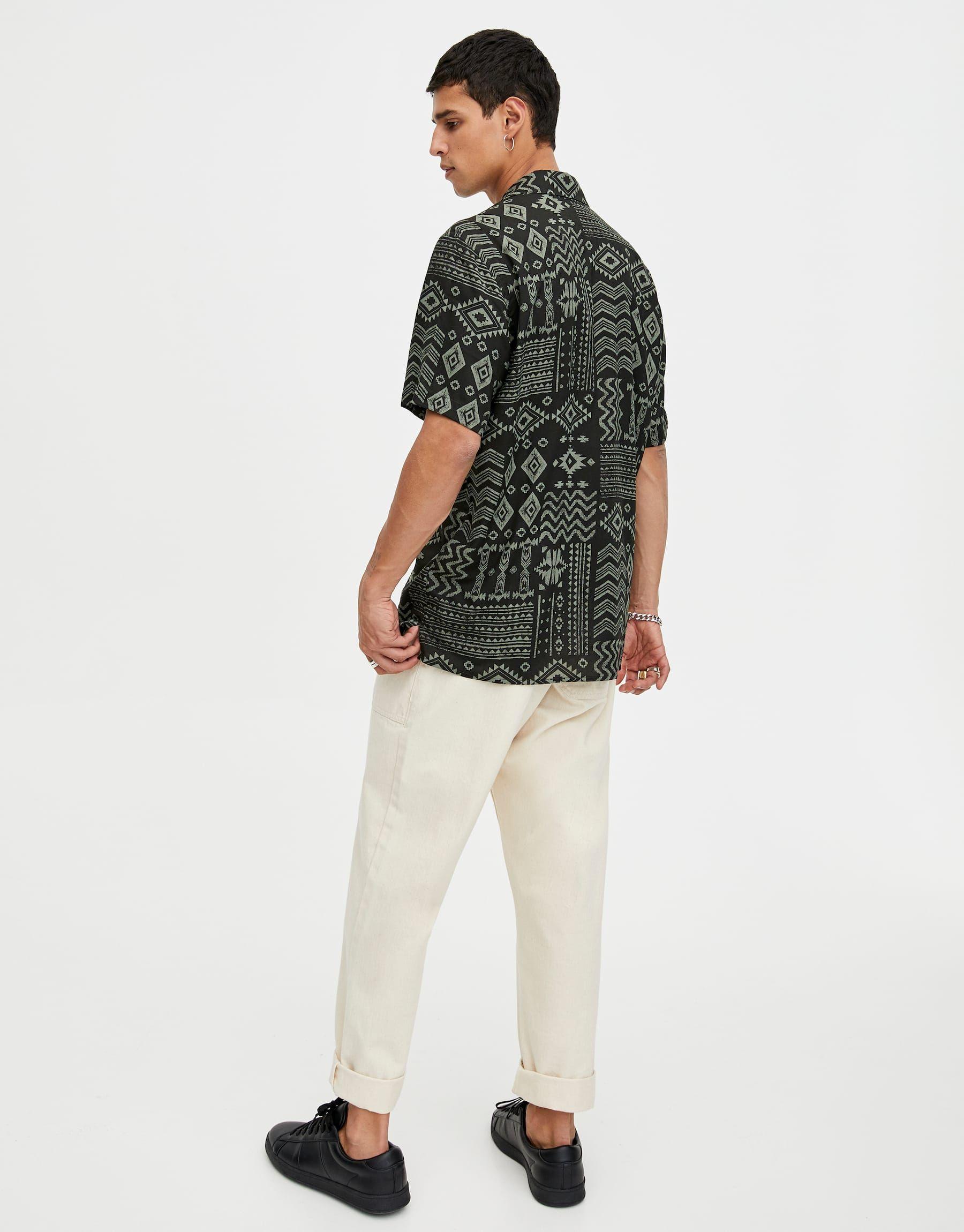 Las camisas más vendidas de Pull & Bear nos dan una pista de