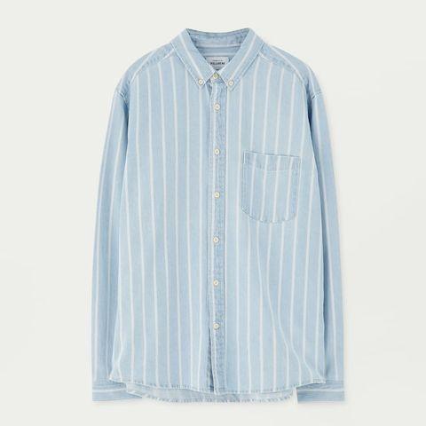 04138d2cfd1 10 camisas vaqueras perfectas para llevar esta primavera - Tendencia ...
