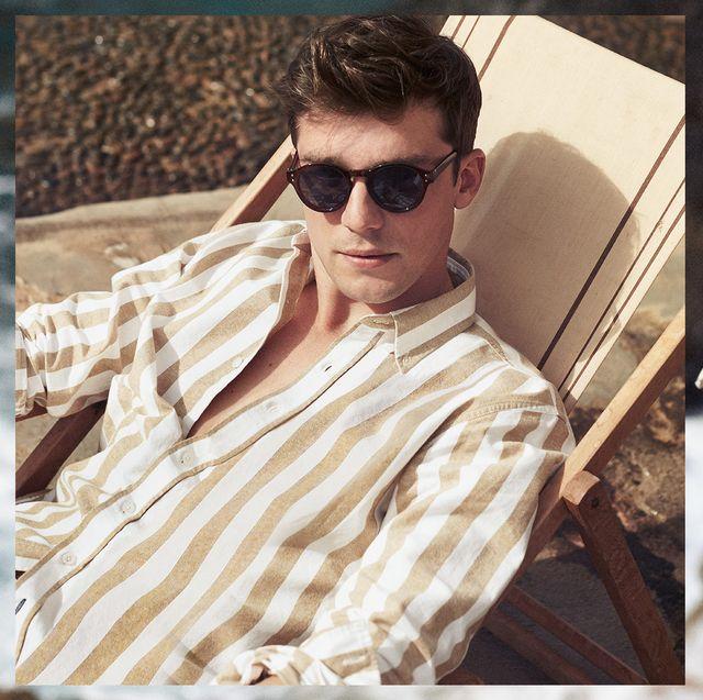 cd4faedb Todas las camisas y camisetas de rayas verticales para hombre que ...