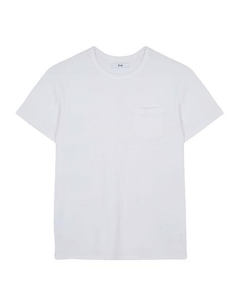 Camiseta blanca básica Find Amazon