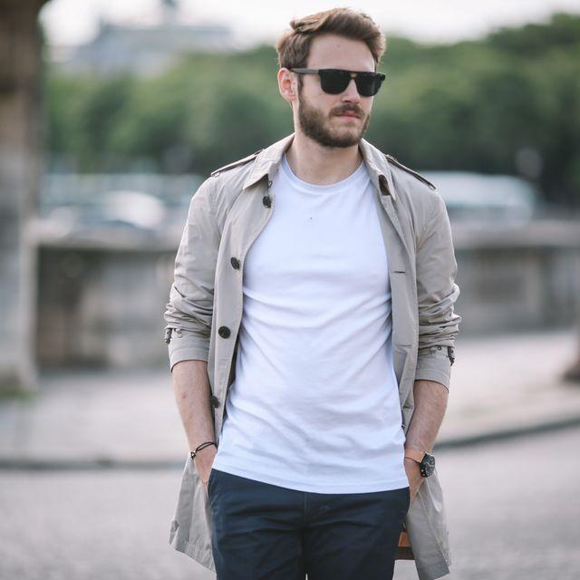 0f5a0fe4d En busca de la camiseta blanca perfecta para hombre  nuestras 15 ...
