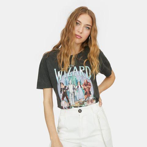 camiseta el mago de oz, stradivarius, el mago de oz, camiseta mago de oz, camiseta stradivarius, camiseta el mago de oz stradivarius, camiseta mago de oz stradivarius