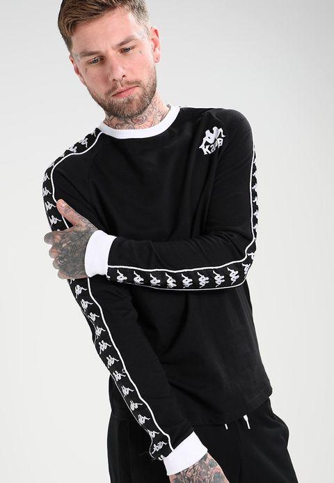 kappa camiseta manga larga hombre
