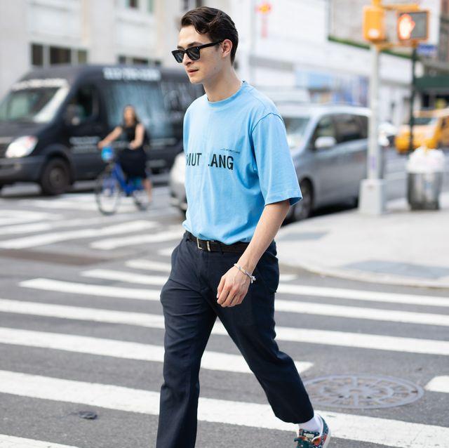 estilo de moda fotos oficiales ajuste clásico 20 camisetas para hombre que puedes comprar en rebajas