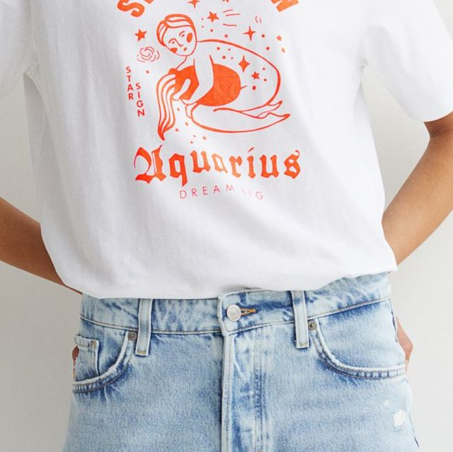 camisetas de 9 € de hm con predicciones personalizadas