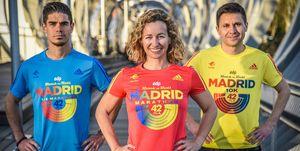 Las camisetas de Adidas para el Maratón de Madrid 2019