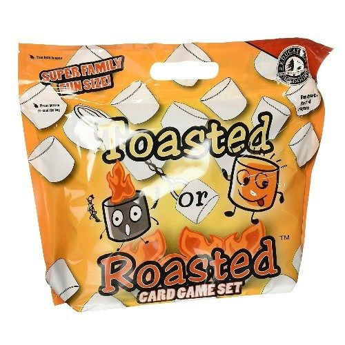 Camp Games - Toasted or Roasted