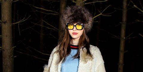 Fur, Fur clothing, Clothing, Winter, Fashion, Outerwear, Coat, Street fashion, Freezing, Textile,