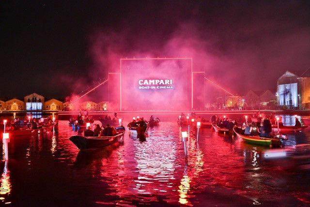 il palinsesto firmato campari alla mostra del cinema di venezia 2021