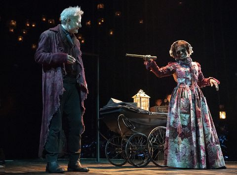 Mondays Off Broadway: What LaChanze Does When She's Not Starring in A Christmas Carol