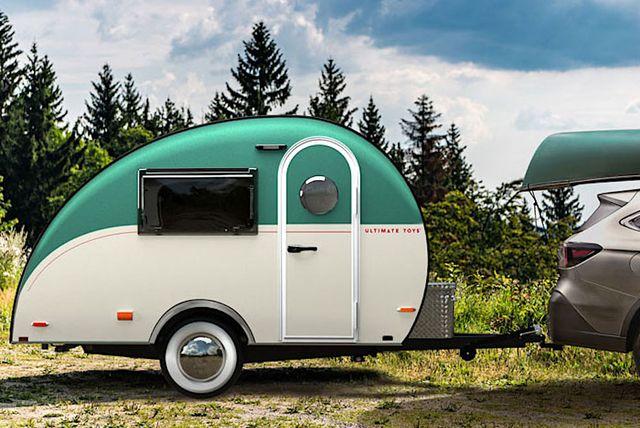 ultimate camper teardrop trailer