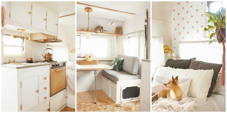 RV and Camper Decorating Ideas - RV Decor Pictures