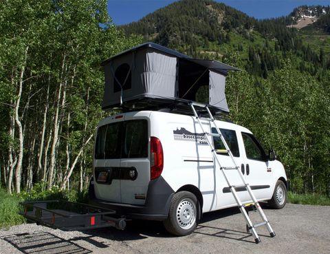 basecamper vans