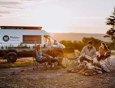 walden campervans